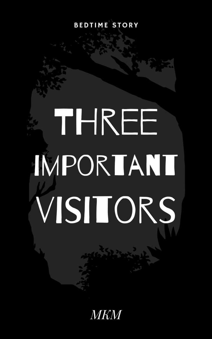 THREE IMPORTANT VISITORS